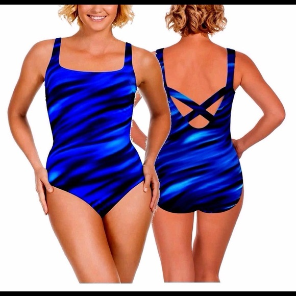 8a35f07099 Kirkland Signature Swim | Miraclesuit Kirkland Wear Padded | Poshmark